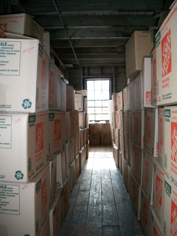 books in the attic 2